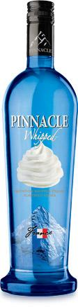 Pinnacle Vodka Whipped